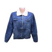 Jeans jacket (with vuwa)