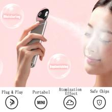 Promotional Gift Smart Phone Mist Sprayer, Nano Facial Mist Care about your Beauty